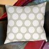 Thumbprintz Amina Polka Dot Printed Throw Pillow