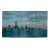 Thumbprintz Manhattan Tower of Hope Blue Area Rug