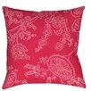 Thumbprintz Anima Outline Printed Throw Pillow