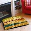 Thumbprintz Tropical Leaf 1 Indoor/Outdoor Pet Bed