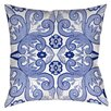 Thumbprintz Chinoiserie Swatch 4 Printed Throw Pillow