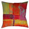 Thumbprintz Butterfly Impressions Indoor/Outdoor Throw Pillow