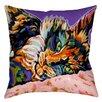 Thumbprintz Calico Dreams Printed Throw Pillow