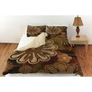 Thumbprintz Floral Abstract I Duvet Cover Collection