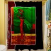 Thumbprintz African Beauty I Shower Curtain