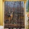 Thumbprintz Lovers Lane Shower Curtain