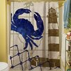 Thumbprintz Lighthouse Shower Curtain