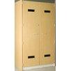 Stevens ID Systems 1 Tier 2 Wide Music Hat Storage Locker