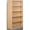 "Stevens ID Systems Library Starter Double Face Shelf 74"" Standard Bookcase"