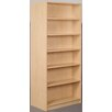 "Stevens ID Systems Library Starter Double Face Shelf 84"" Standard Bookcase"
