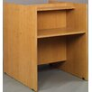 Stevens ID Systems Library Wood Double Face Study Carrel Desk