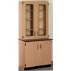 Stevens ID Systems Science 4 Door Storage Cabinet