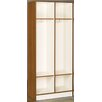 Stevens ID Systems 1 Tier 2 Wide Contemporary Locker