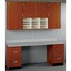 Stevens ID Systems Suites 2 Piece Standard Desk Office Suite
