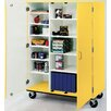 Stevens ID Systems Mobiles Shelf Storage
