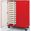 Stevens ID Systems Mobiles 36 Trays with Doors