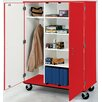 Stevens ID Systems Mobiles Wardrobe / Shelf Combination with Lock