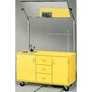Stevens ID Systems Mobiles Demonstration Station with Mirror