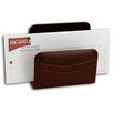 Dacasso 1000 Series Classic Leather Letter Holder in Mocha