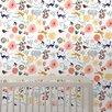 "WallCandy Arts Wee Gallery 2.17' x 26"" Jungle Floral Wallpaper"