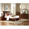 Woodhaven Hill Karla Platform Customizable Bedroom Set