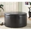 Woodhaven Hill 4720 Series Kidney Cocktail Ottoman