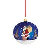 Reed & Barton Classic Christmas Santa Claus Decoration