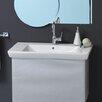 CeraStyle by Nameeks Porto Rectangle Ceramic Bathroom Sink