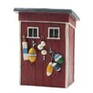 Blossom Bucket Beach Shed with Lures (Set of 4)