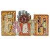 Blossom Bucket 'Faith' Letter Blocks (Set of 2)