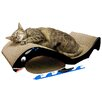 Horizontal cat scratcher