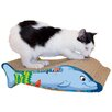 Imperial Cat Scratch 'n ShapesDolphin Recycled Paper Scratching Board