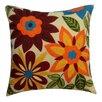 Auburn Textile Throw Pillow