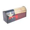 Sainty International Texas Flag Mailbox