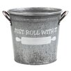 "A Southern Bucket ""Just Roll With It"" Bucket"