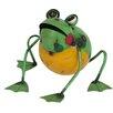 La Hacienda Frankie the Frog Statue