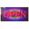 """DSD Group 12"""" x 23"""" Animated LED Open Sign"""