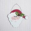 Adams & Co Santa Ornament