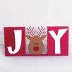 Adams & Co 'Joy' Reindeer
