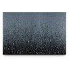Artefx Decor Blizzard Painting Print on Canvas