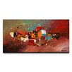 Artefx Decor Boundaries Painting Print on Canvas
