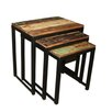 Timbergirl Hall 3 Piece Nesting Tables
