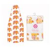 Macbeth Collection Eleanor Elephant Ironing Board Cover & Pad