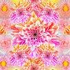 "Salty & Sweet ""Neon Garden"" Canvas Art"