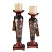 ORE Furniture Hoya 2 Piece Candlestick Set (Set of 2)