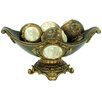 ORE Furniture Handcrafted Decorative Decorative Bowl