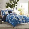 Blissliving Home Mexico City Casa Azul 3 Piece Duvet Set