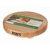 John Boos BoosBlock Round Maple Cutting Board
