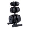 Body Solid Olympic Weight Tree with Bar Holders