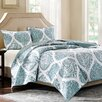 Harbor House Ogee Coverlet